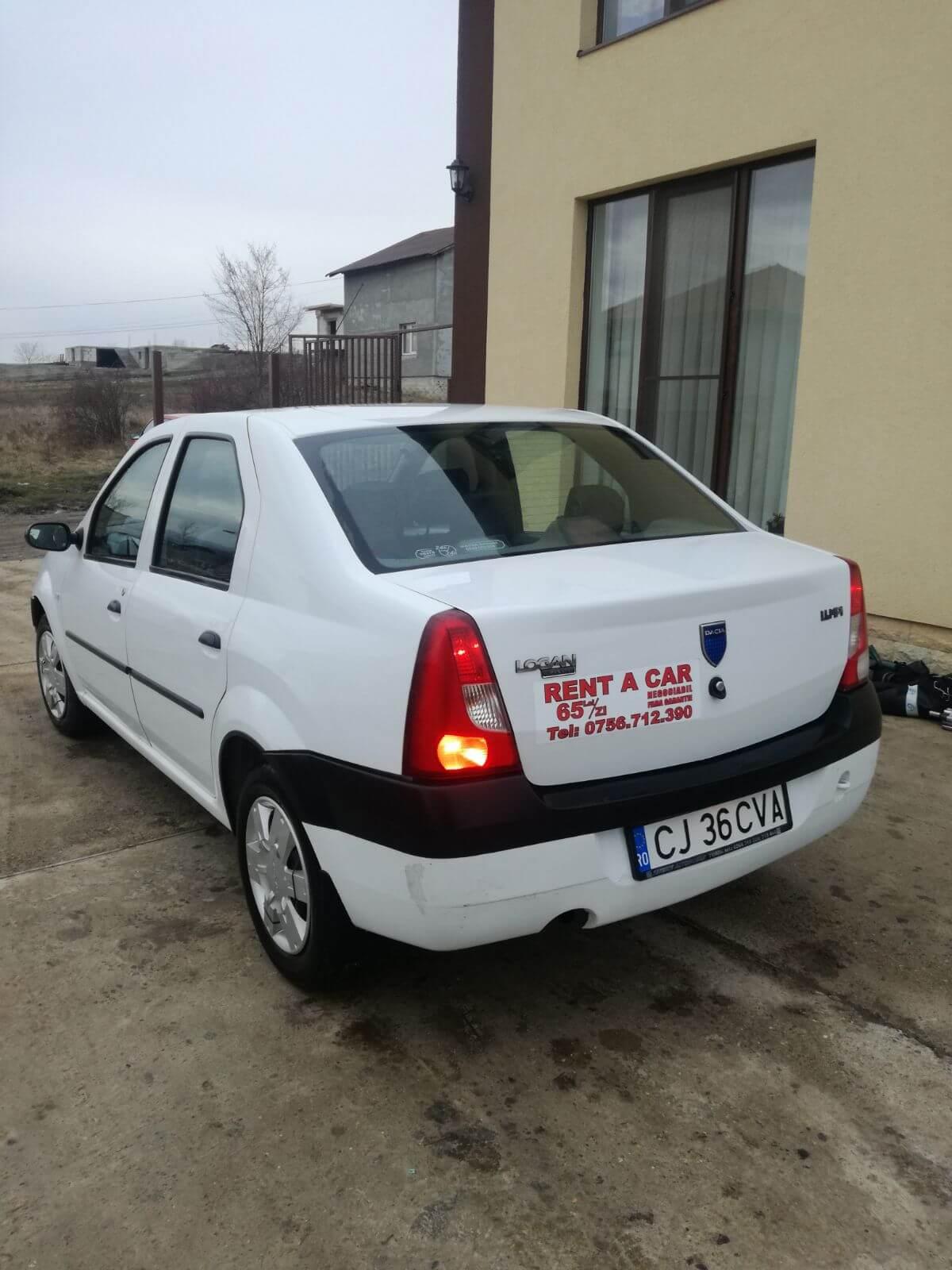InchirieriAutoCVA Dacia - inchirieri auto cluj